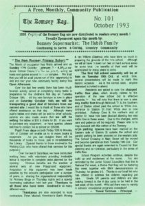 thumbnail of Romsey Rag No 101 October 1993