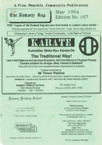 thumbnail of Romsey Rag No 107 May 1994