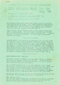 thumbnail of Romsey Rag No 94 May 1991